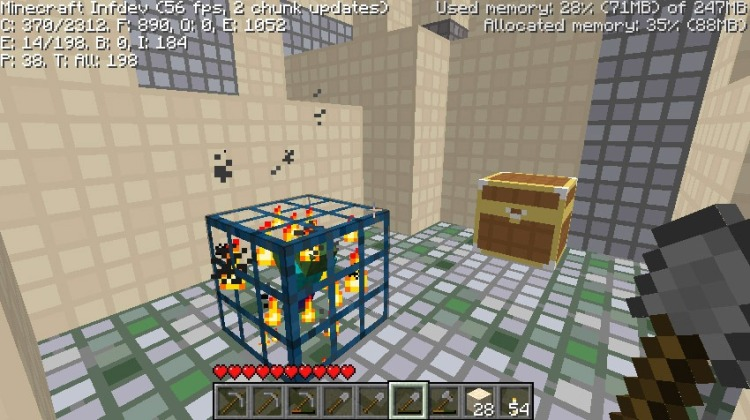minecraft3ddotheroes